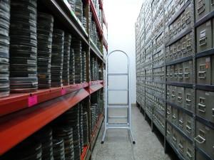 Centro de Conservación y Documentación Audiovisual (CDA) en Centros de Transferencia
