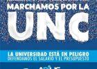 Marchamos por la UNC