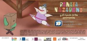 Renata,Nazareno,canal10