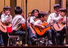 Selección de antecedentes para cubrir horas de guitarra en el Método Suzuki