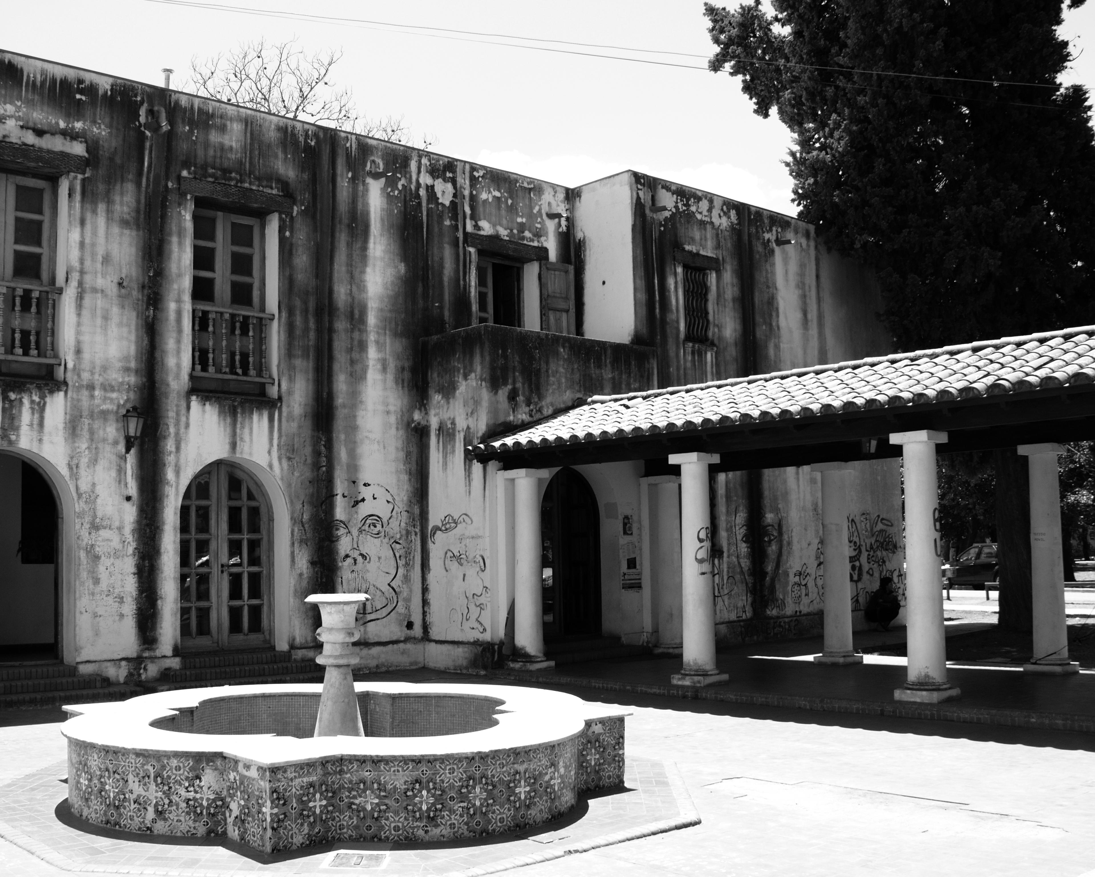 patio byn historia
